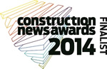Construction News Awards 2014 finalist